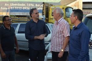 """Emerson Panta: """"A Paraíba tem muito a ganhar com esse novo jeito de fazer política de Lucélio"""""""