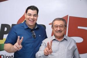 Após polêmica, Maranhão muda comando do MDB jovem e nomeia Dhiêgo Amaranto como presidente