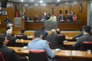 CMJP aprova voto de repúdio a Ricardo por criação da guarda pessoal para ex-governador