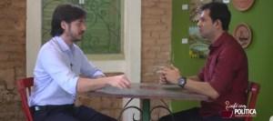 """Vídeo: Deputado defende redução de secretarias no estado e diz que Jornal """"A União"""" serve para promover governador"""