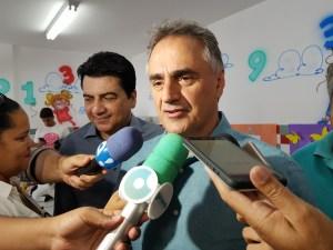 Cartaxo diz que vai dialogar com Bruno Cunha Lima sobre espaços do Solidariedade na gestão