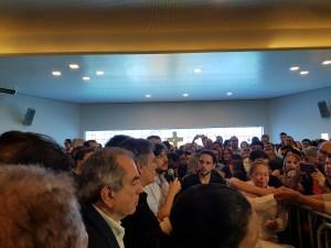 """""""Ele era o político mais atencioso da Paraíba"""", diz Pedro durante cerimônia de despedida de Rômulo"""