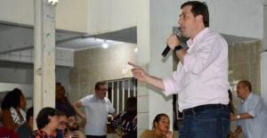 Em João Pessoa, Gervásio participa de encontro com lideranças e diz que projeto socialista mudou a PB