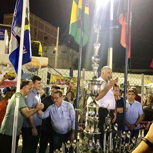 BASTIDORES: Em Itaporanga, Lucélio e Maranhão dão exemplo de cordialidade na política