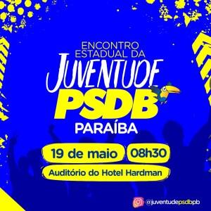 Juventude Estadual do PSDB realiza encontro que vai discutir estratégias para eleições de 2018