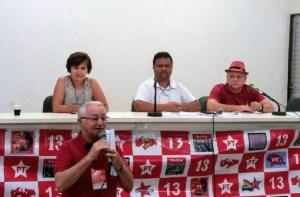PT da Paraíba adia definição sobre rumo do partido nas eleições estaduais para julho