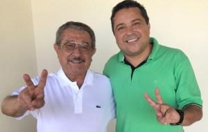 Ex-vereador Renato Martins declara apoio à pré-candidatura de Maranhão