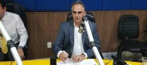 """""""Se gasta dinheiro do povo, precisa ser um espaço do povo"""", diz Lucélio sobre Granja Santana"""