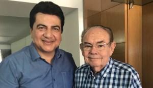 Ivando Cunha Lima anuncia apoio à pré-candidatura de Manoel Júnior ao Senado