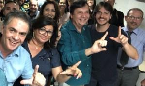 BASTIDORES: Com as bênçãos de Cássio, Pedro e Zennedy selam dobradinha para disputa eleitoral