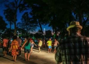 População comemora dois anos de revitalização do Parque da Lagoa