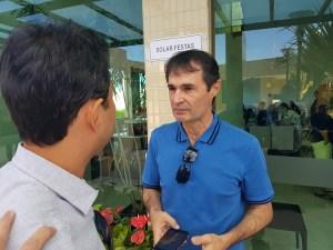 BASTIDORES: Romero articula apoio do PSL à pré-candidatura de Lucélio Cartaxo