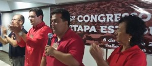 """Mais flexível, PT aliança apoio com Azevêdo: """"Apoiou Lula, estamos juntos"""""""