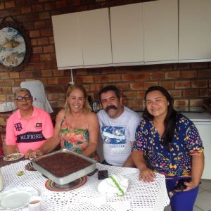Após período na prisão, amigos de Tatiana Correa realizam almoço para ex-prefeita