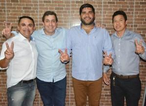 Eleições 2018: Pré-candidatura de Gervásio ganha reforço de prefeito e vereadores de Nova Floresta