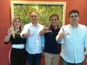 MAIS APOIOS: Vice de Prefeitura comandada pelo PSB adere à campanha de Lucélio Cartaxo