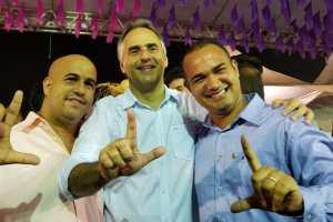 """Em Santa Rita, Lucélio diz que """"abraço da população mostra força e crescimento da pré-campanha"""""""
