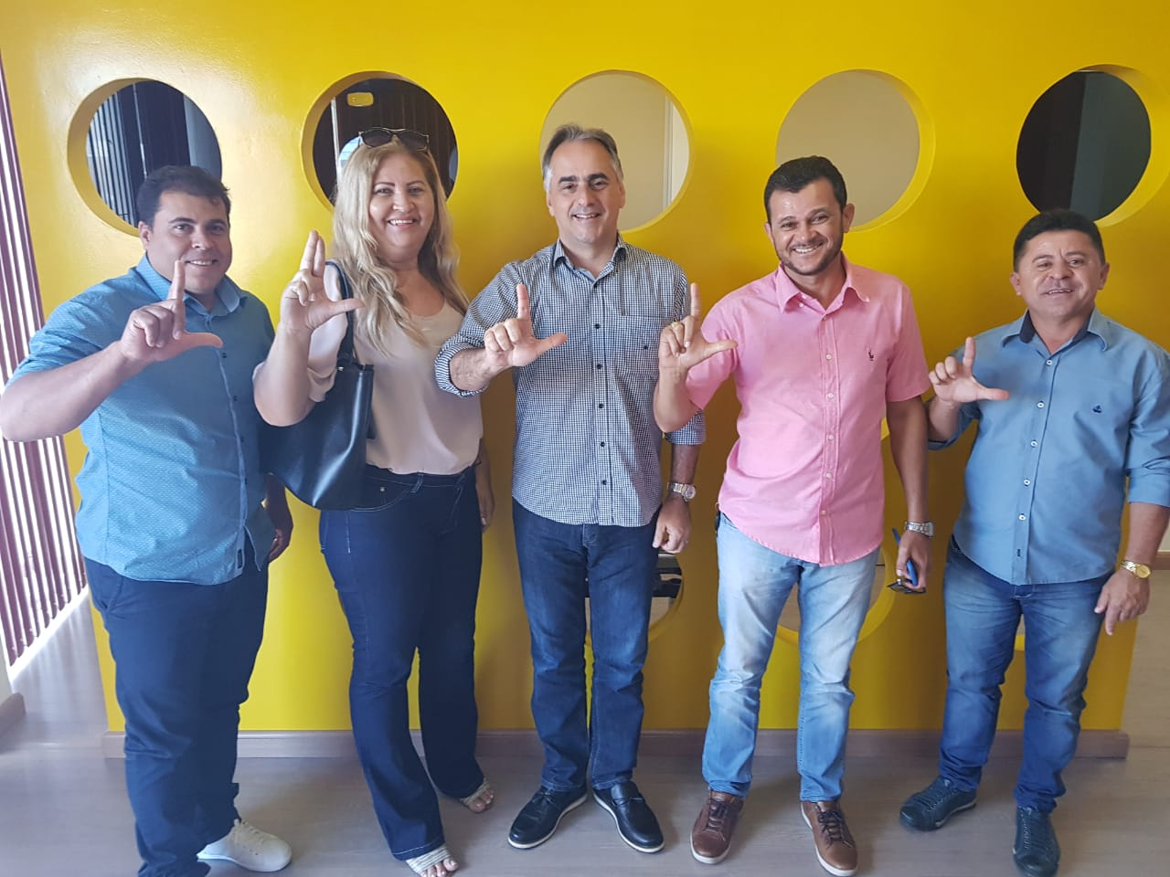 Eleições 2018: Lideranças do Sertão anunciam apoio à pré-candidatura de Lucélio Cartaxo