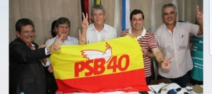 PSB marca Convenção Estadual que vai definir candidaturas para último dia do prazo