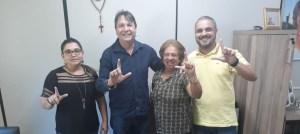 Helena Holanda declara apoio à pré-candidatura de Zennedy Bezerra à ALPB