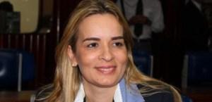 Eleições 2018: Daniella Ribeiro anuncia que vai disputar uma vaga ao Senado Federal