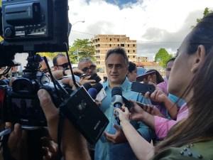 """Cartaxo ironiza Ricardo: """"Aqueles que apostavam que Lucélio não seria candidato quebraram a cara"""""""
