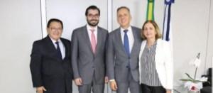 Prefeito de Alagoa Grande destaca comprometimento de Aguinaldo em prol da cidade e região do Brejo da PB