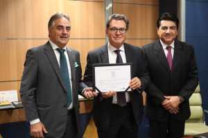 Luciano Cartaxo recebe 'Selo + Turismo' em Brasília e assegura novos investimentos em infraestrutura em JP