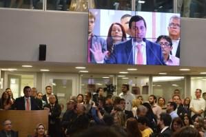 Gervásio entrega nova Assembleia e consolida a Casa Legislativa na Praça dos Três Poderes