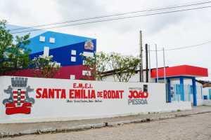 PMJP entrega a 42ª escola no novo padrão de qualidade nesta segunda-feira no Cristo