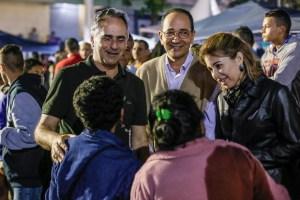Prefeito de Areia, João Francisco, reforça apoio a Lucélio Cartaxo no Caminhos do Frio