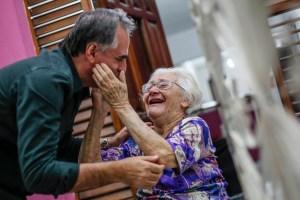 """INTERAÇÃO: """"Quem ouve mais, acerta mais"""", diz Lucélio em Pilões"""