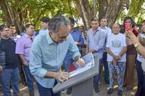 PMJP inicia as obras da primeira praça 100% inclusiva da PB e mais quatro equipamentos de lazer