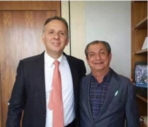 """Em Brasília, a gente tem que ter uma pessoa lá que lute """", enfatiza prefeito de Sapé ao destacar atuação de Aguinaldo"""