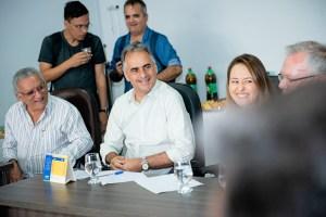"""""""A PB precisa de mais incentivos para atrair investimentos e gerar empregos"""", diz Lucélio em encontro com setor calçadista"""