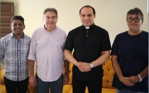 Lindolfo Pires participa de Festa de Nossa Senhora dos Remédios em Araruna