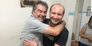 Em Sousa, aliado rompe com grupo Gadelha e declara apoio à candidatura de Lindolfo Pires