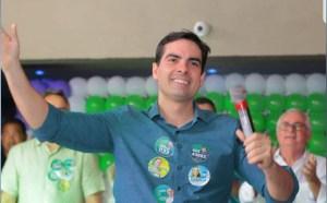 Lucas de Brito e Eitel Santiago lançam candidaturas e prometem mudanças no Legislativo