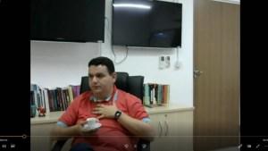 Operação Xeque-Mate: Polícia Federal prende o radialista Fabiano Gomes
