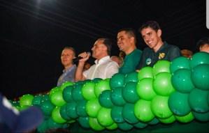 """""""Lucélio está preparado para melhorar a educação e saúde na PB"""", afirmou o presidente do PV em Cruz do Espírito Santo"""""""