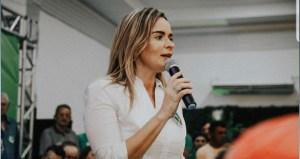 Daniella lamenta assassinato de militar e lembra que enviou ofício ao governador cobrando resposta sobre violência