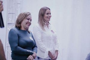 Eva Gouveia defende voto casado com Cássio, Daniela e Lucélio