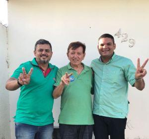 Lideranças do Bairro de Mangabeira, reafirmam compromisso com o deputado João Henrique