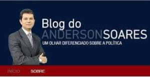 Blog do Anderson Soares sofre ataques de hackers e fica fora do ar durante a tarde e noite desta sexta-feira