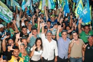 Camila visita municípios, participa de carreatas e defende redução de carga tributária na PB