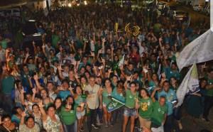 COOPERAÇÃO: Em Jaguaribe, presidente do PV diz que Lucélio fará governo de parceria com os municípios