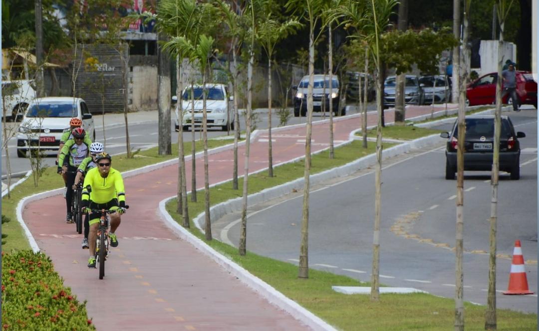 Nova Beira Rio é entregue com campanha educativa e ordem de serviço para iluminação em LED