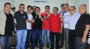 Zé Maranhão recebe adesões de Lastro, Sousa, Marizópolis e Cachoeira dos Índios