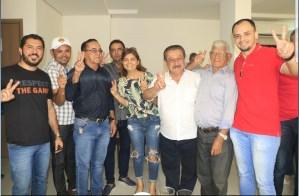 Zé Maranhão recebe adesão da oposição de Santa Helena, vereadores e ex-prefeitos  de Malta e Poço José de Moura