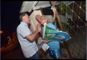 """Propostas de Lucélio vão garantir efeitos fortes e imediatos no combate à violência"""", diz presidente estadual do PV"""